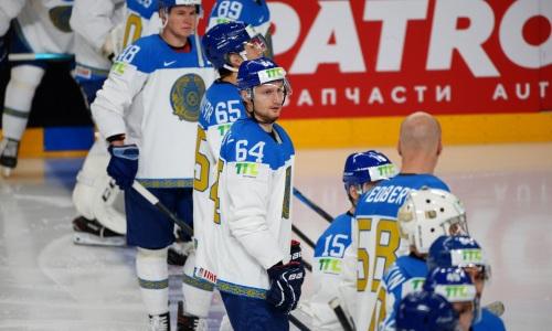 Прямая трансляция матча Казахстан — Финляндия на чемпионате мира-2021 по хоккею
