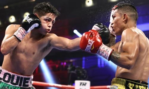 Скандал произошел в бою мексиканского «Палача». Он дважды побывал в нокдауне и выиграл. Видео