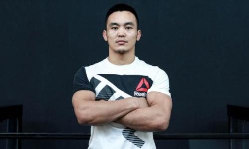 Казахский боец UFC ухудшил статистику другой страны