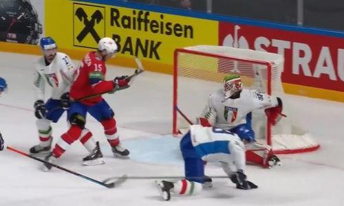 Соперник сборной Казахстана крупно обыграл Италию в своем втором матче на ЧМ-2021