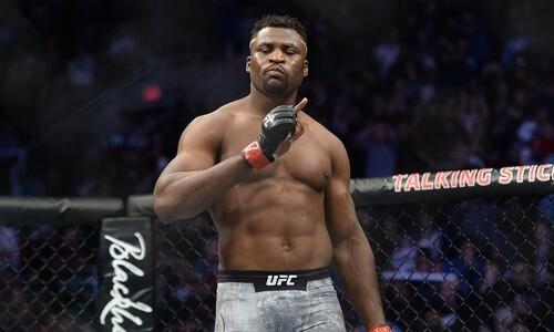 Чемпион UFC в тяжёлом весе Нганну узнал вероятную дату защиты своего титула