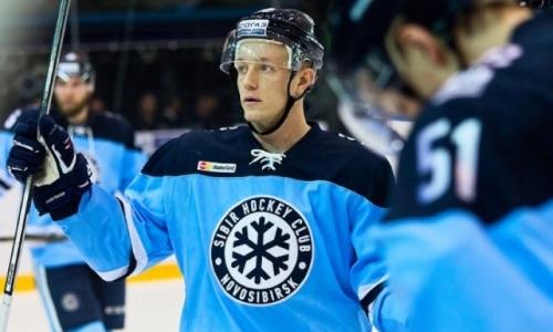 Стало известно, в каком клубе КХЛ будет работать ушедший из «Номада» сын Андрея Скабелки