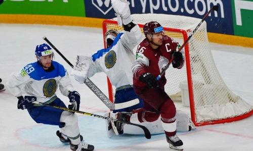 """«Казахстан — это """"Барыс"""" с более слабым голкипером». В Латвии оценили силу команды Михайлиса и сравнили ее с Канадой"""