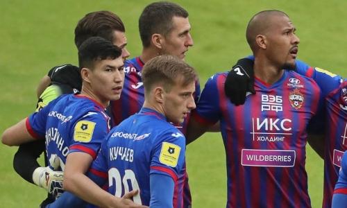 ЦСКА Зайнутдинова нацелился на полузащитника европейской сборной