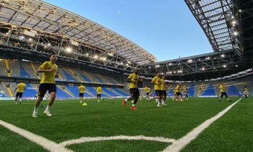 «Астана» и «Кайрат» назвали стартовые составы на матч КПЛ