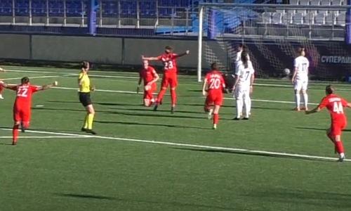 Футболистка сборной Казахстана вышла на замену и забила победный гол на 90 минуте в чемпионате России. Видео