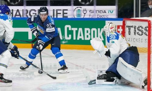 «Сыграл потрясающе». Форвард сборной Казахстана назвал главного героя победного матча с Финляндией