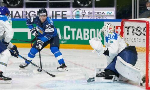 КХЛ подвела итоги невероятной победы сборной Казахстана над финнами на ЧМ-2021