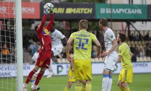 Европейский клуб казахстанского футболиста уступил в финале национального Кубка