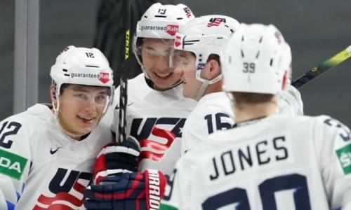 Следующий соперник сборной Казахстана разнес Канаду на чемпионате мира-2021