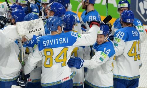 В плей-офф? Каково положение сборной Казахстана на чемпионате мира после двух туров