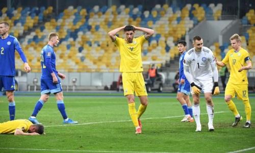 «Повторяем те же ошибки». Ничья со сборной Казахстана не дает покоя украинцам