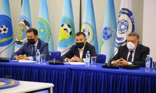 Казахстанскими судьями теперь будет руководить испанец