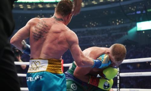 «Забронировал свадьбу». Чемпион WBA в весе Головкина рассказал, почему «Канело» не закончил бой с Сондерсом раньше