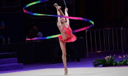 Стал известен состав сборной Казахстана на этап Кубка Мира по художественной гимнастике в Италии