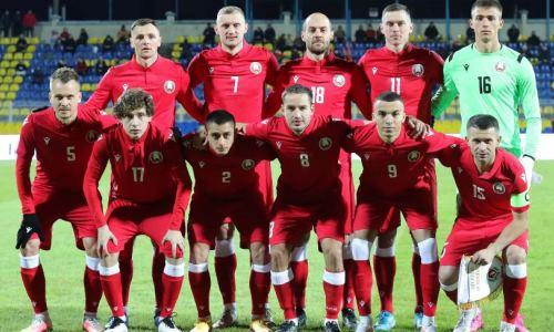 Футболисты «Астаны» и «Кайрата» получили вызов в европейскую сборную