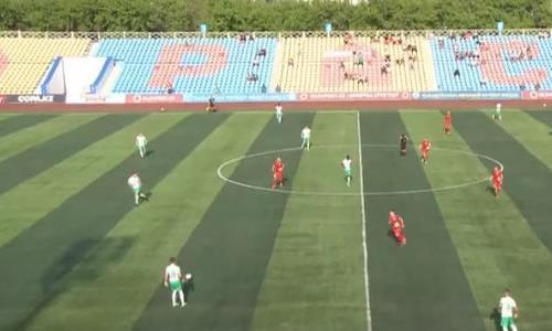 Видеообзор матча Премьер-Лиги «Кызыл-Жар СК» — «Атырау» 0:1