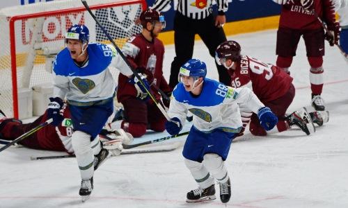«Понял это раньше». В Латвии объяснили первую победу сборной Казахстана на чемпионате мира-2021