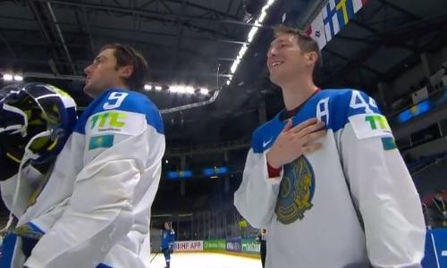 Даррен Диц проникся гимном Казахстана на чемпионате мира. Трогательное видео