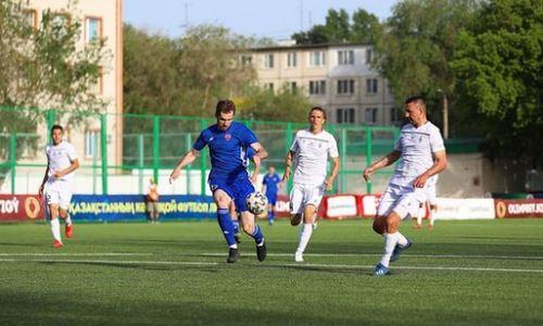 Фоторепортаж с матча Премьер-Лиги «Акжайык» — «Каспий» 0:3