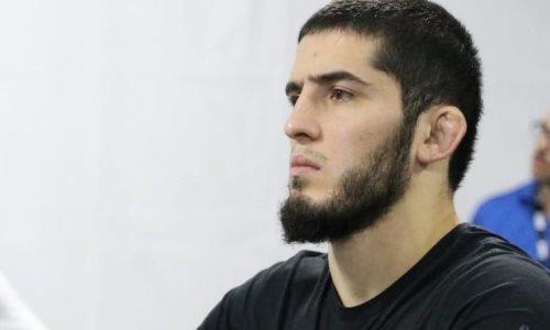 «Ты разнесёшь всех, мужик». Махачев обратился к завершившему карьеру бойцу UFC и получил ответ