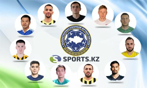 Круговая порука. Символическая сборная 13 тура КПЛ-2021