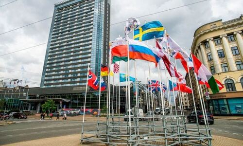 Мэр Риги жестко ответил IIHF и лишил ее флага на чемпионате мира с участием сборной Казахстана