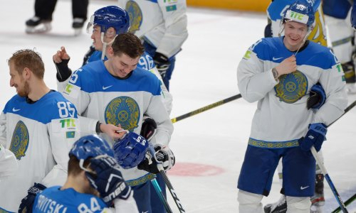 Сборная Казахстана назвала состав на матч чемпионата мира с США