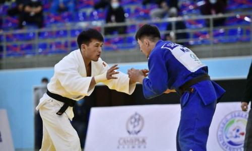 В Алматинской области стартовала подготовка казахстанских дзюдоистов к чемпионату мира