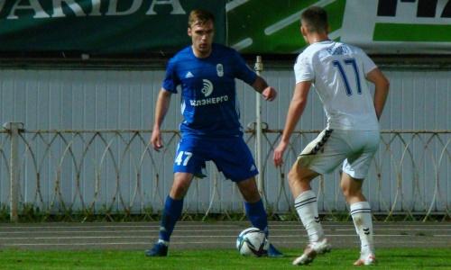 Футболист сборной Казахстана признан игроком матча в европейском клубе. Он отдал ассист на победный гол