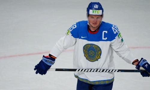 Сборная Казахстана сыграла в футбол и забила США на чемпионате мира, но шайбу не засчитали. Видео
