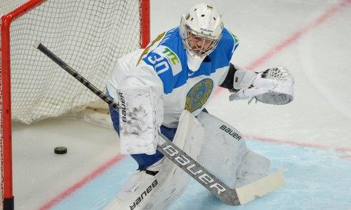 Сборная Казахстана вчистую проиграла США на чемпионате мира по хоккею