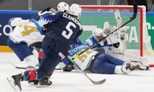 «Сделали это в избытке». Сборная США нашла единственный способ победить команду Казахстана на ЧМ-2021