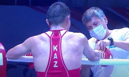 Казахстан лишился третьего боксера на чемпионате Азии-2021