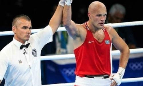Василий Левит победил стопроцентного нокаутера из профи