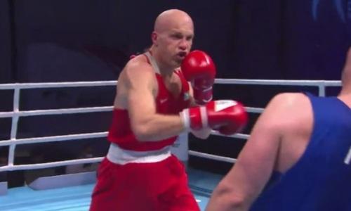 Как Василий Левит побил бывшего боксера «Astana Arlans». Видео