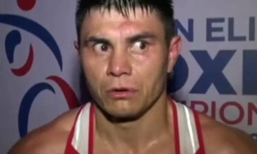 Трехкратный чемпион Казахстана объяснил свое поражение во втором бою ЧА-2021