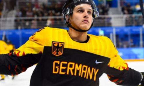 Сборная Германии перед матчем с Казахстаном на ЧМ-2021 усилилась форвардом из НХЛ