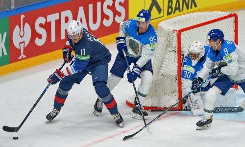 «Провел роскошный матч». Российский эксперт выбрал героя сборной Казахстана в игре с США
