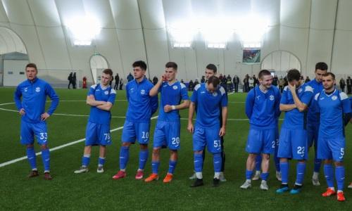 19-летний казахстанский футболист подписал контракт с европейским клубом