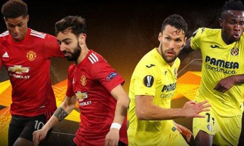 В Казахстане назвали фаворита финала Лиги Европы «Вильярреал» — «Манчестер Юнайтед»