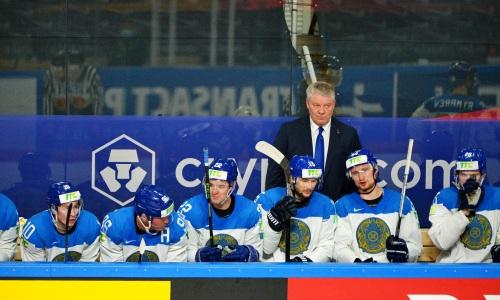 Сборная Казахстана назвала состав на матч чемпионата мира с Германией