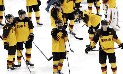 Сборная Германии зарегистрировала еще четверых игроков перед матчем с Казахстаном