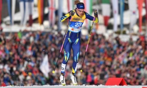 Известная казахстанская лыжница дисквалифицирована на год. Названа причина