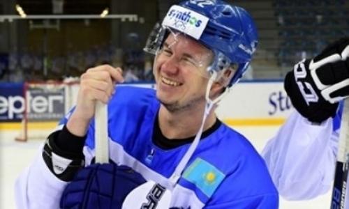 Видео шайбы сборной Казахстана, или Как Старченко сравнял счет в матче с Германией