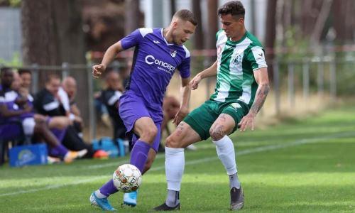 «Надеется сделать новый шаг в карьере». Казахстанский футболист сменил клуб в Бельгии