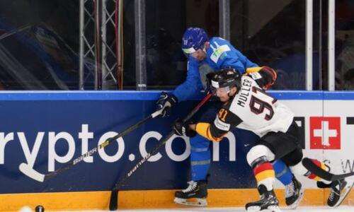 Как Казахстан победил Германию и совершил очередную сенсацию на чемпионате мира по хоккею. Видео