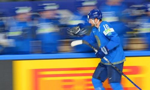 «Я даже не смотрел, когда Рома Старченко бил буллит, забьет он или нет, отвернулся». Автор победной шайбы сборной Казахстана в ворота Германии поделился эмоциями и раскрыл секрет успеха