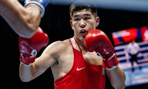 Чемпион мира из Казахстана потерпел фиаско на чемпионате Азии по боксу