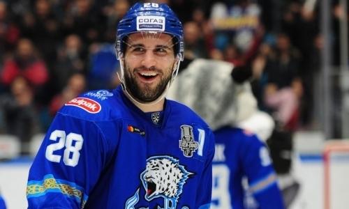 «Буду смотреть матчи Казахстана». Экс-лидер «Барыса» пообещал поддержать казахстанских хоккеистов на ЧМ-2021 в Латвии